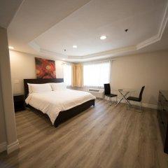 Отель Wilshire Crest Hotel США, Лос-Анджелес - отзывы, цены и фото номеров - забронировать отель Wilshire Crest Hotel онлайн комната для гостей фото 3