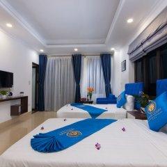 Отель Hanoi Luxury House & Travel Вьетнам, Ханой - отзывы, цены и фото номеров - забронировать отель Hanoi Luxury House & Travel онлайн комната для гостей фото 2