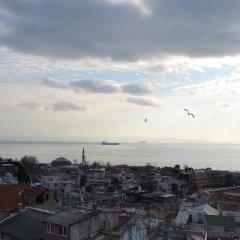 In Istanbul Hotel балкон