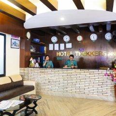 Отель Trekkers Inn Непал, Покхара - отзывы, цены и фото номеров - забронировать отель Trekkers Inn онлайн интерьер отеля