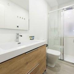 Отель Puerta de Atocha City Center Испания, Мадрид - отзывы, цены и фото номеров - забронировать отель Puerta de Atocha City Center онлайн ванная