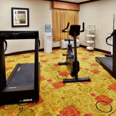 Holiday Inn Express Hotel & Suites Anderson-I-85 фитнесс-зал