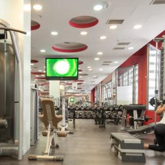 Bliss Hotel And Wellness фитнесс-зал фото 3