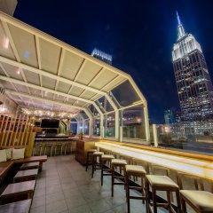 Отель Marriott Vacation Club Pulse, New York City США, Нью-Йорк - отзывы, цены и фото номеров - забронировать отель Marriott Vacation Club Pulse, New York City онлайн гостиничный бар