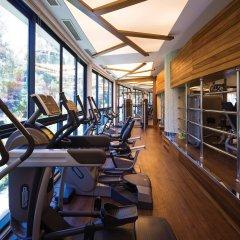 Отель Cornelia De Luxe Resort - All Inclusive фитнесс-зал