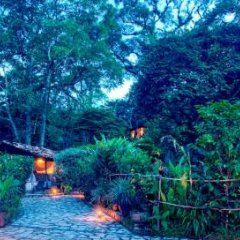 Hotel Hacienda San Lucas Копан-Руинас бассейн фото 2