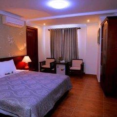Nice Swan Hotel сейф в номере