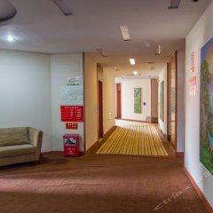 Yijia Business Hotel интерьер отеля фото 3