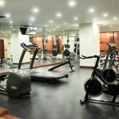 Отель NH Cali Royal Колумбия, Кали - отзывы, цены и фото номеров - забронировать отель NH Cali Royal онлайн фитнесс-зал фото 2