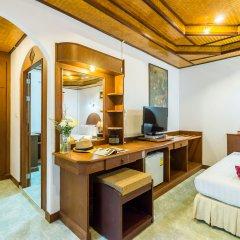 Отель Kaw Kwang Beach Resort Таиланд, Ланта - отзывы, цены и фото номеров - забронировать отель Kaw Kwang Beach Resort онлайн удобства в номере фото 2