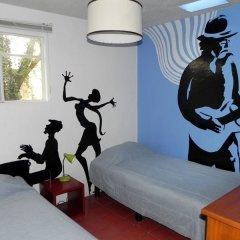 Hostel Hospedarte Chapultepec Гвадалахара фитнесс-зал фото 2