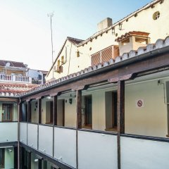 Mad4you Hostel балкон
