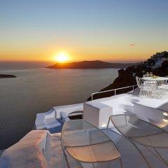 Отель Gitsa Cliff Luxury Villa Греция, Остров Санторини - отзывы, цены и фото номеров - забронировать отель Gitsa Cliff Luxury Villa онлайн балкон