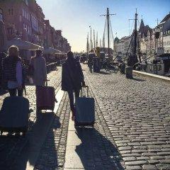 Отель Bedwood Hostel Дания, Копенгаген - 5 отзывов об отеле, цены и фото номеров - забронировать отель Bedwood Hostel онлайн приотельная территория