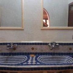 Отель Maison Merzouga Guest House Марокко, Мерзуга - отзывы, цены и фото номеров - забронировать отель Maison Merzouga Guest House онлайн ванная
