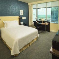 Отель Conrad Miami комната для гостей