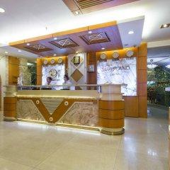 Отель Silverland Central - Tan Hai Long Хошимин интерьер отеля фото 2