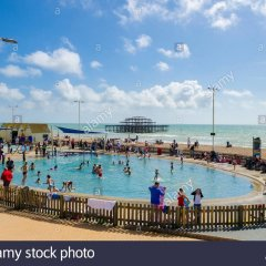 Отель Stay in the heart of.. Brighton бассейн
