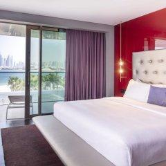 Отель W Dubai The Palm Дубай комната для гостей фото 2