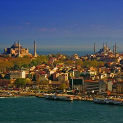Dongyang Hotel Турция, Стамбул - 2 отзыва об отеле, цены и фото номеров - забронировать отель Dongyang Hotel онлайн приотельная территория фото 2