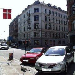 Отель Zleep City Копенгаген парковка
