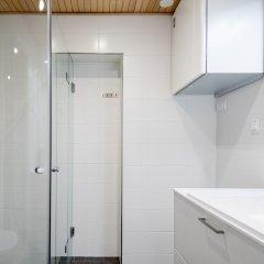 Отель WeHost Bulevardi 12 C 11 Финляндия, Хельсинки - отзывы, цены и фото номеров - забронировать отель WeHost Bulevardi 12 C 11 онлайн ванная