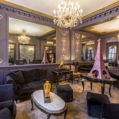 Отель Prince Albert Louvre Франция, Париж - 2 отзыва об отеле, цены и фото номеров - забронировать отель Prince Albert Louvre онлайн интерьер отеля фото 2