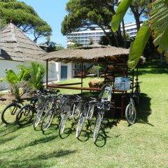 Отель Gran Melia Don Pepe спортивное сооружение