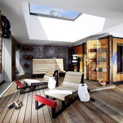 25hours Hotel HafenCity сауна