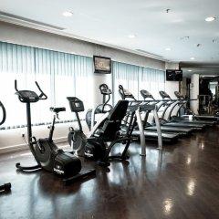 Bristol Hotel фитнесс-зал фото 2