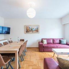 Отель Athens Crown Paradise Apartments Греция, Афины - отзывы, цены и фото номеров - забронировать отель Athens Crown Paradise Apartments онлайн комната для гостей фото 2