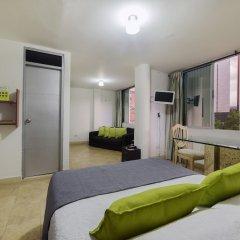 Отель Ayenda 1404 Konfortinn Колумбия, Кали - отзывы, цены и фото номеров - забронировать отель Ayenda 1404 Konfortinn онлайн комната для гостей фото 4