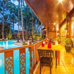 Отель Royal Phawadee Village питание фото 3
