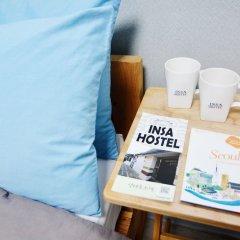 Отель Insadong Hostel Южная Корея, Сеул - 1 отзыв об отеле, цены и фото номеров - забронировать отель Insadong Hostel онлайн фото 16