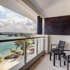 Отель Hideaway at Royalton Negril - Adults Only - All Inclusive балкон