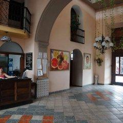 Hotel Doralba Inn интерьер отеля