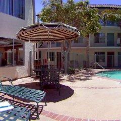 Отель Presidio Inn США, Сан-Диего - отзывы, цены и фото номеров - забронировать отель Presidio Inn онлайн бассейн