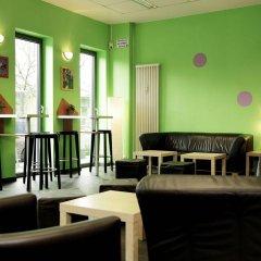 Отель acama Hotel & Hostel Kreuzberg Германия, Берлин - 1 отзыв об отеле, цены и фото номеров - забронировать отель acama Hotel & Hostel Kreuzberg онлайн интерьер отеля фото 3