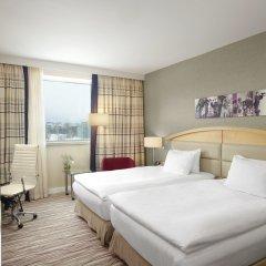 Отель Hilton Sofia комната для гостей фото 4