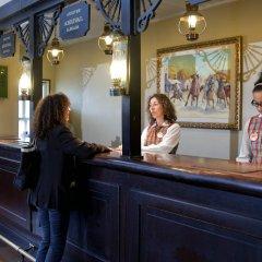Disney's Hotel Cheyenne интерьер отеля фото 2