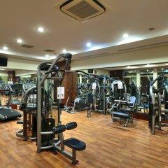 Sunis Evren Resort Hotel & Spa – All Inclusive Сиде фитнесс-зал