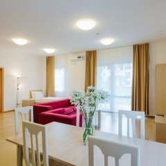 Apart-hotel Imeretinskiy - Park Land complex комната для гостей фото 5