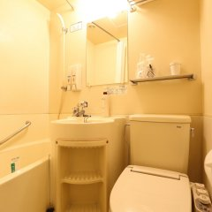 APA Hotel Kurashiki Ekimae ванная