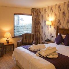 Отель Crooklands Hotel Великобритания, Мильнторп - отзывы, цены и фото номеров - забронировать отель Crooklands Hotel онлайн комната для гостей фото 5