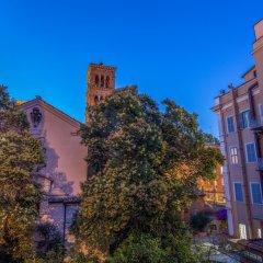 Отель Aenea Superior Inn Италия, Рим - 1 отзыв об отеле, цены и фото номеров - забронировать отель Aenea Superior Inn онлайн вид на фасад фото 2