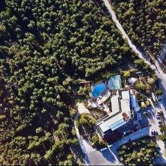 Отель Philippion Beach Салоники спортивное сооружение