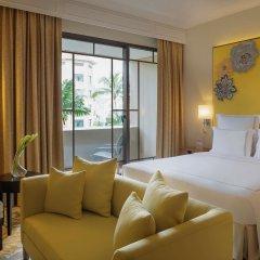 Отель Swissotel Merchant Court Singapore комната для гостей