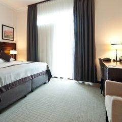 Europeum Hotel 3* Стандартный номер с различными типами кроватей фото 10