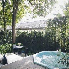 Отель The Raweekanlaya Bangkok Wellness Cuisine Resort Бангкок бассейн фото 2