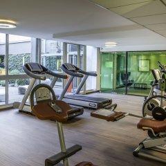Отель Sofitel Lyon Bellecour фитнесс-зал фото 3